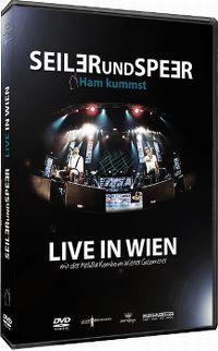 Cover Seiler und Speer - Live in Wien [DVD]